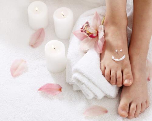 Fußpflege – Schrunden vermeiden