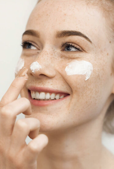 Die optimale Gesichtspflege für deinen Hauttypen!